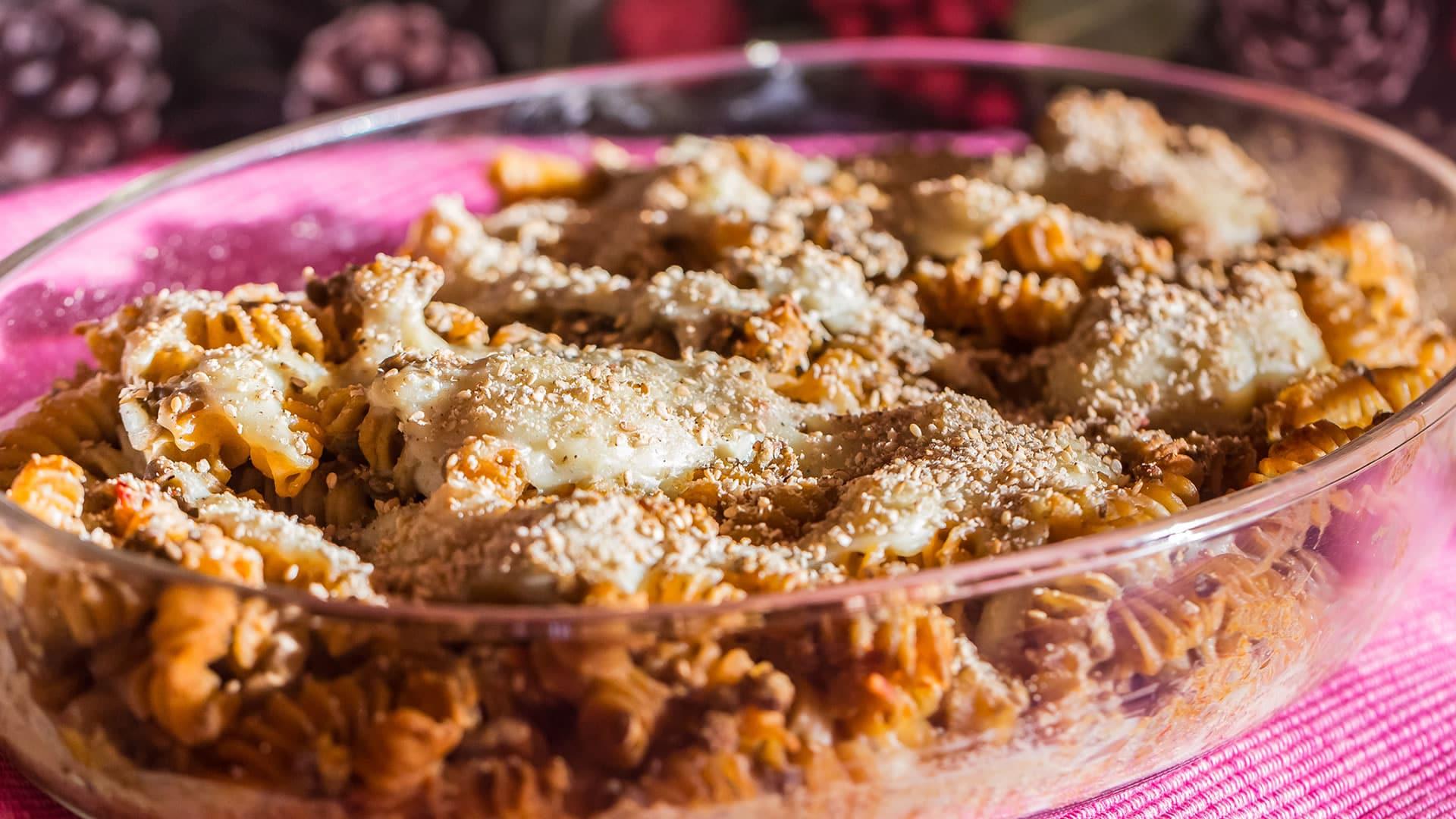 Foto Pasta Pasticciata con Lenticchie - Vegan