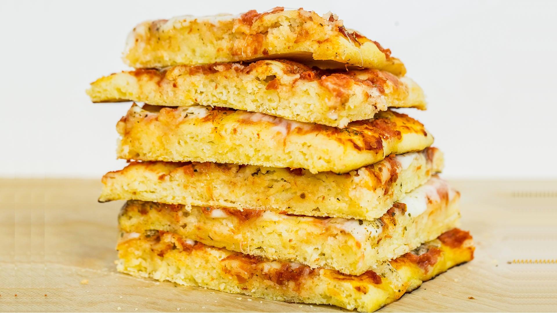 Foto Pasta per Pane e Pizza senza Glutine