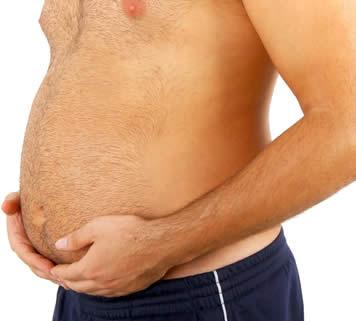 cellulite allo stomaco