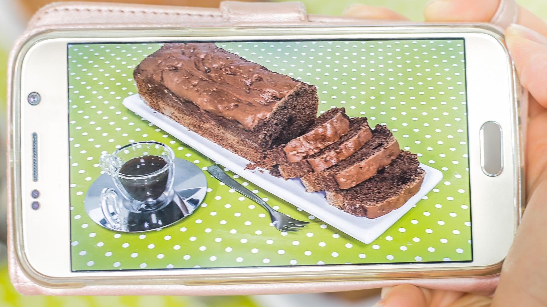 Foto Plumcake al Caffè e Arachidi per la Festa del Papà