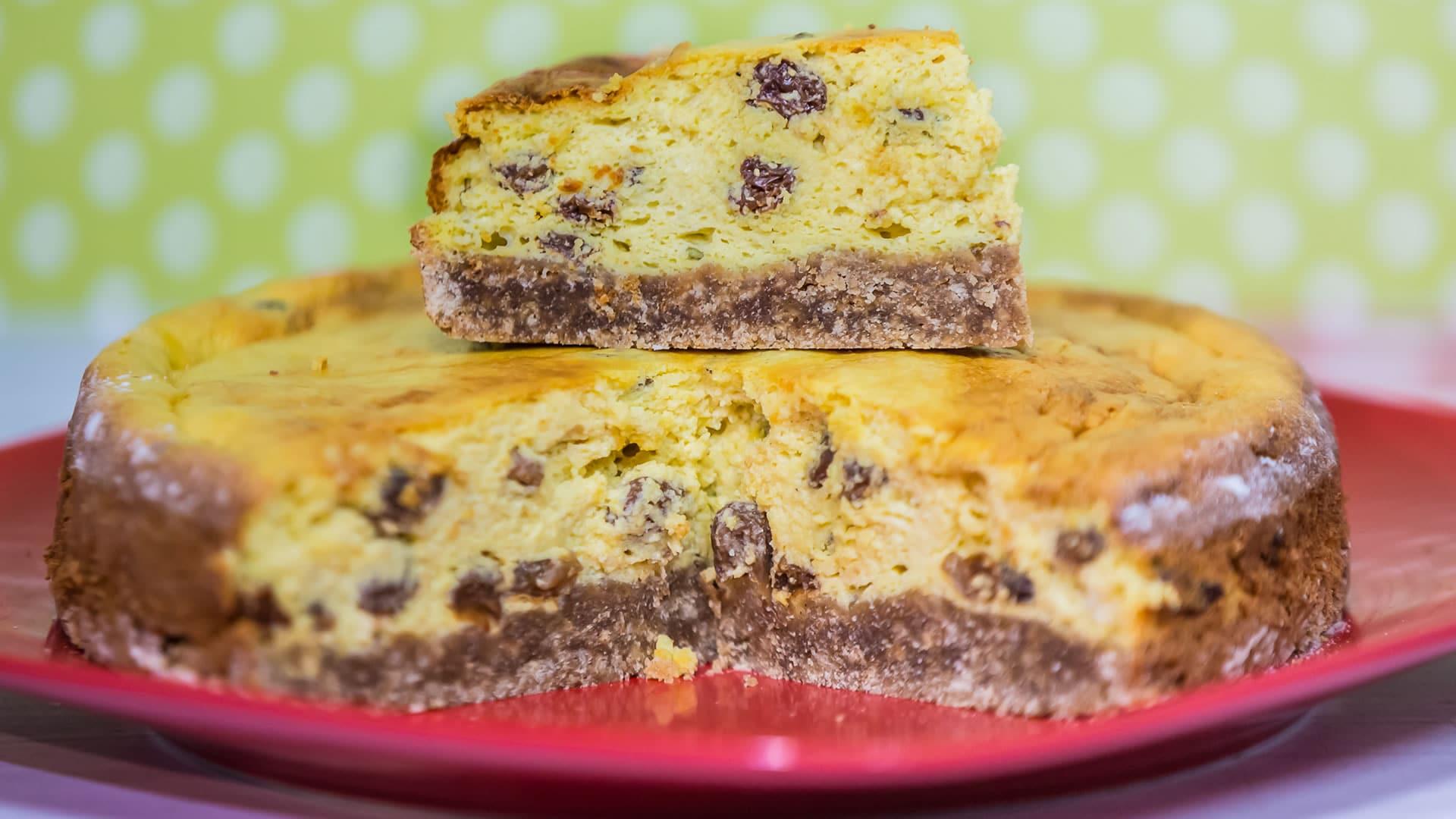 Foto Torta al Formaggio Quark - Cheesecake