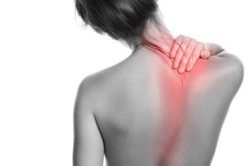 Rigidità dei muscoli del dorso e del collo