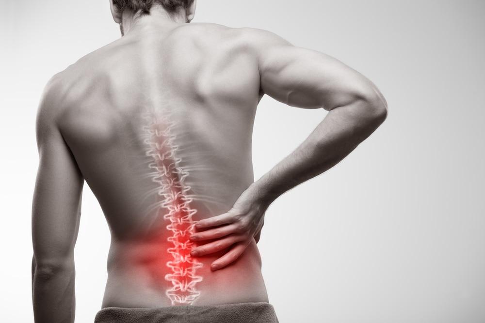 Dolore alla schiena: cause e tipologie di mal di schiena