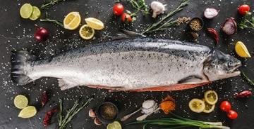 Salmone Proprietà Nutrizionali Dieta E Cucina