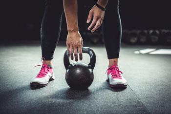 quanto tempo perdere peso con kettlebell