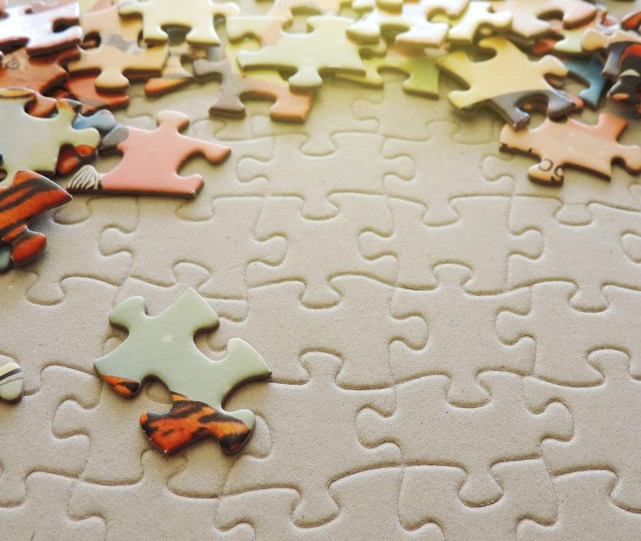 Puzzle per adulti e bambini: modelli e benefici