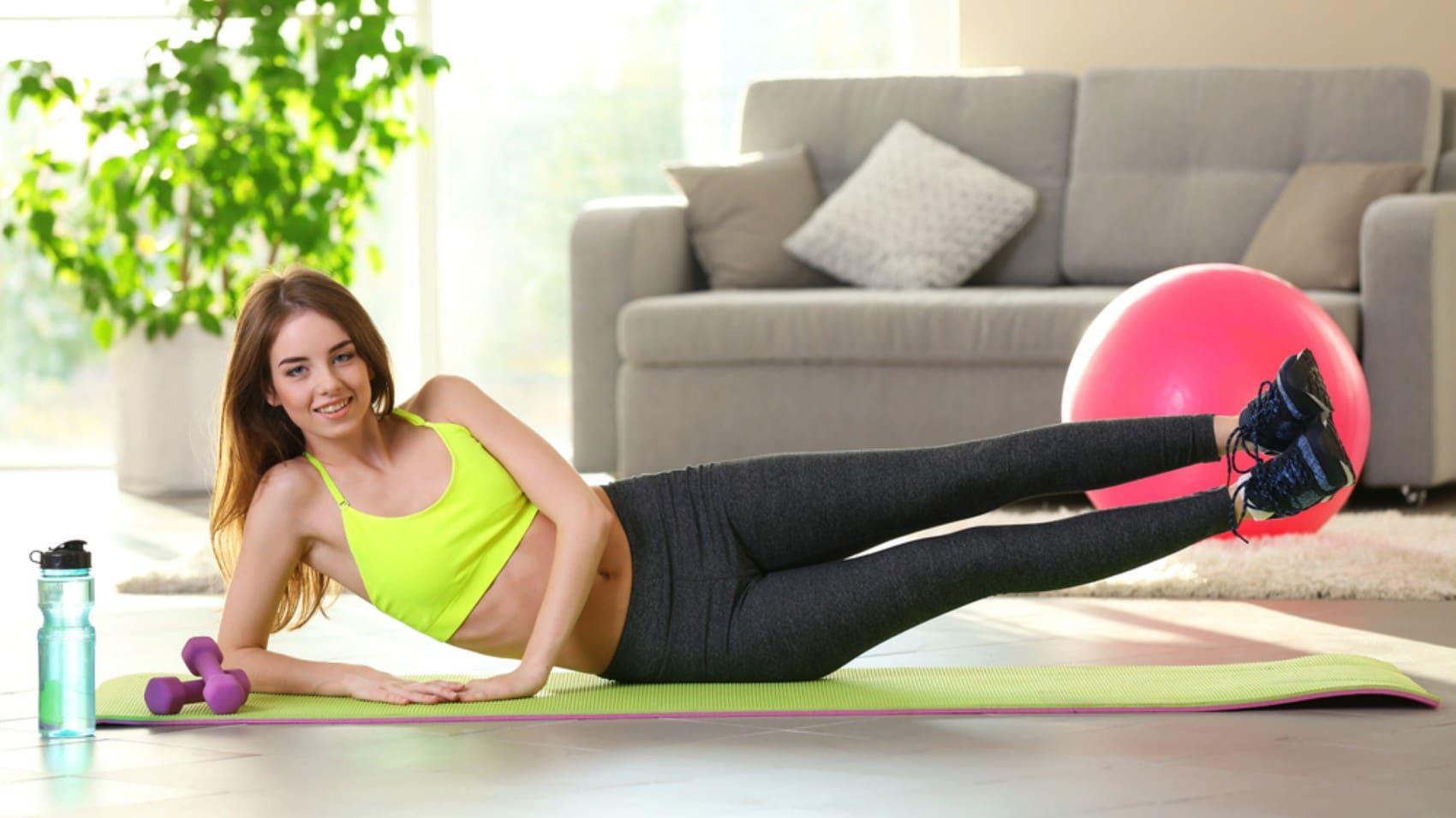 Allenamento Home Fitness