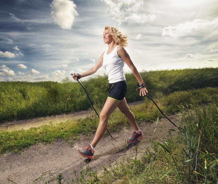 Bastoncini da nordic walking: come scegliere i migliori
