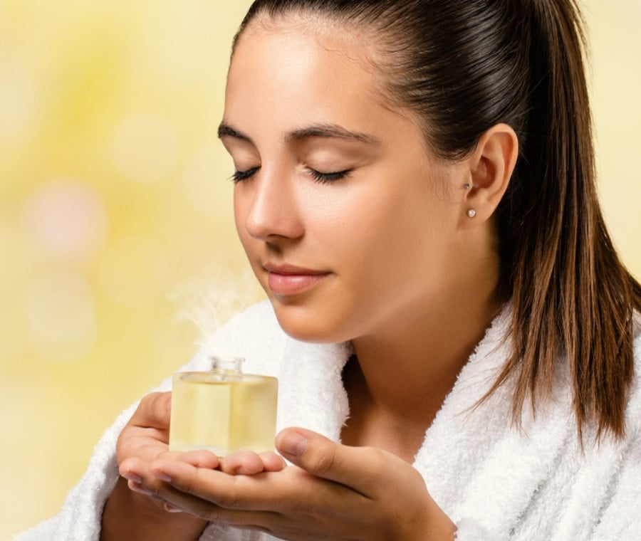 Effetti dell'Aromaterapia