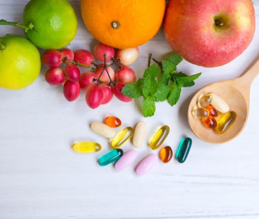Integratori di Vitamine