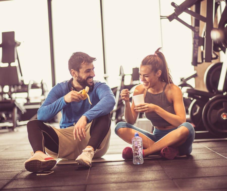 Benefici dei legumi come pasto pre e post allenamento