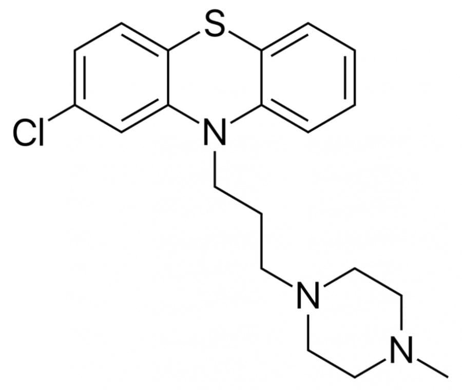 Proclorperazina Contro il Vomito