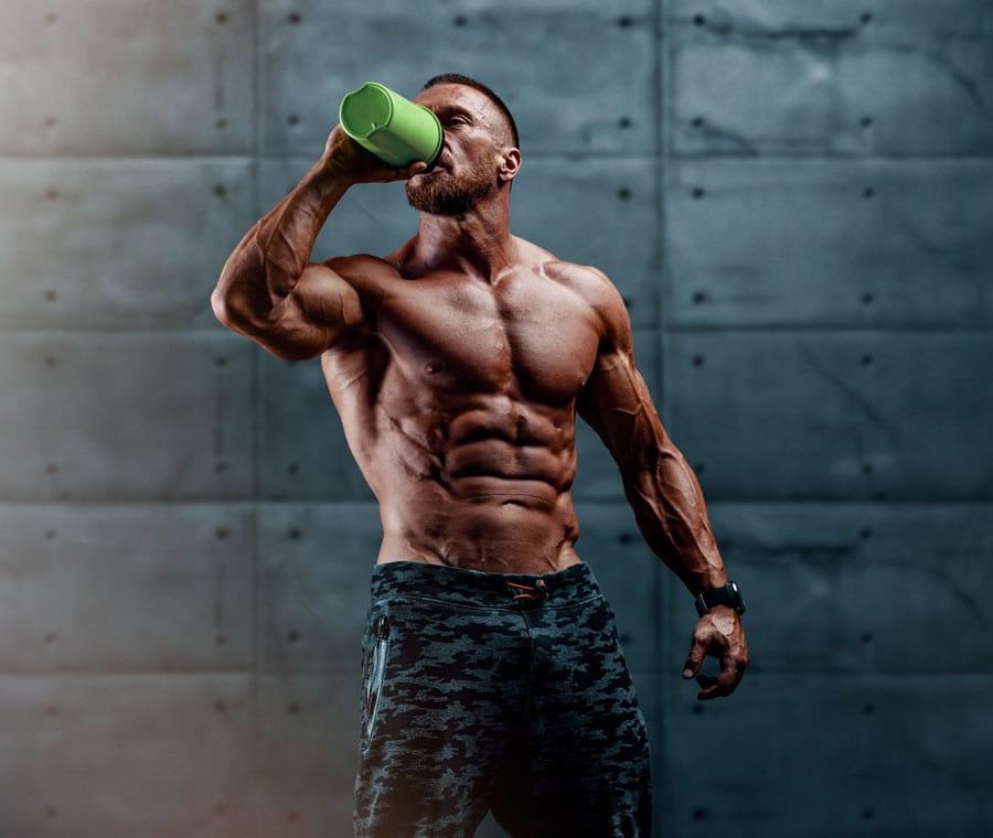 dieta per contrassegnare e guadagnare massa muscolare