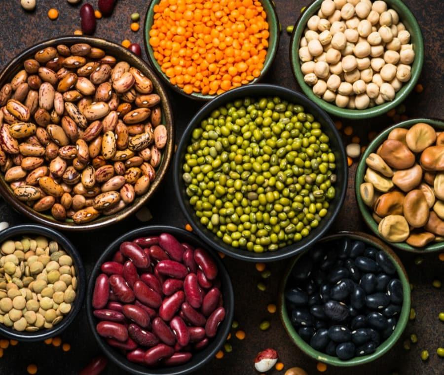 Proteine dei legumi: cosa c'è da sapere?
