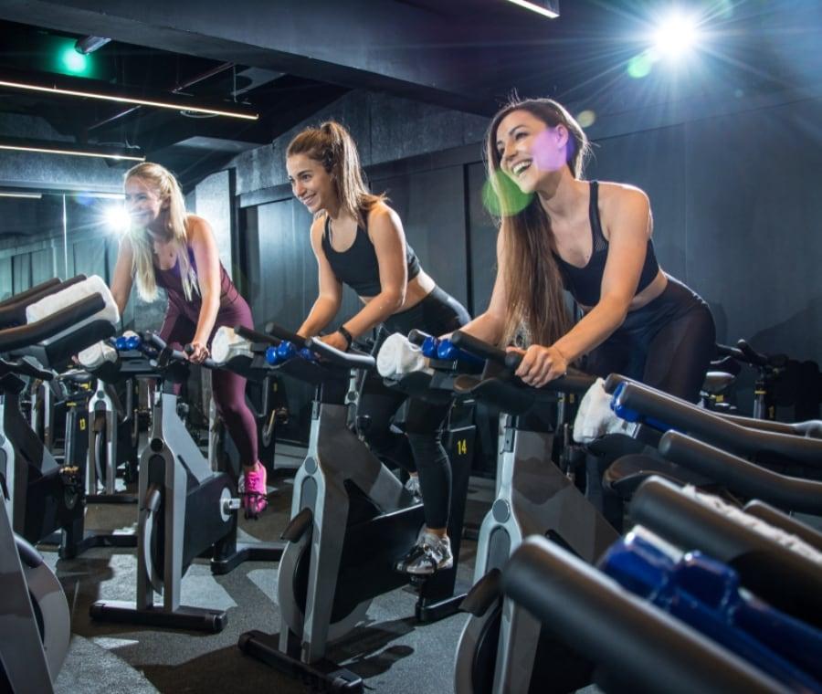 video lezioni di spinning per perdere peso