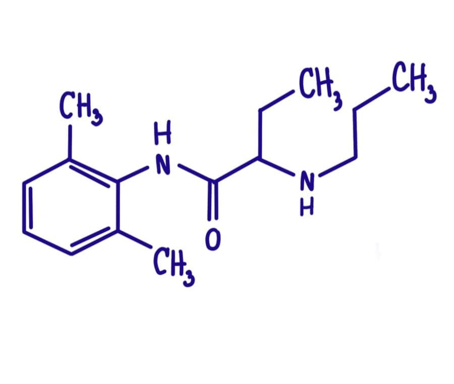 Prilocaina: Usi e Forme Farmaceutiche