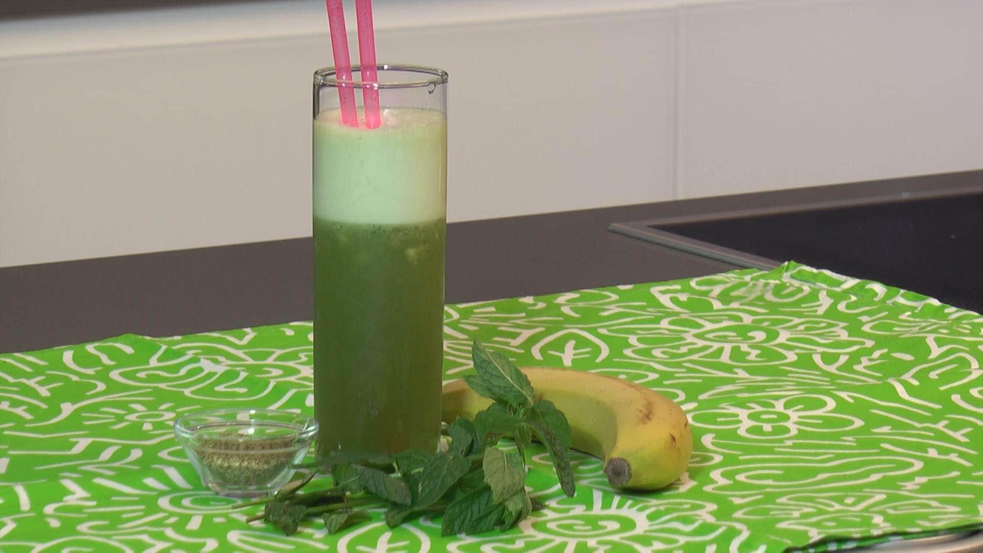 Foto Energy Drink Matcha e Cocco