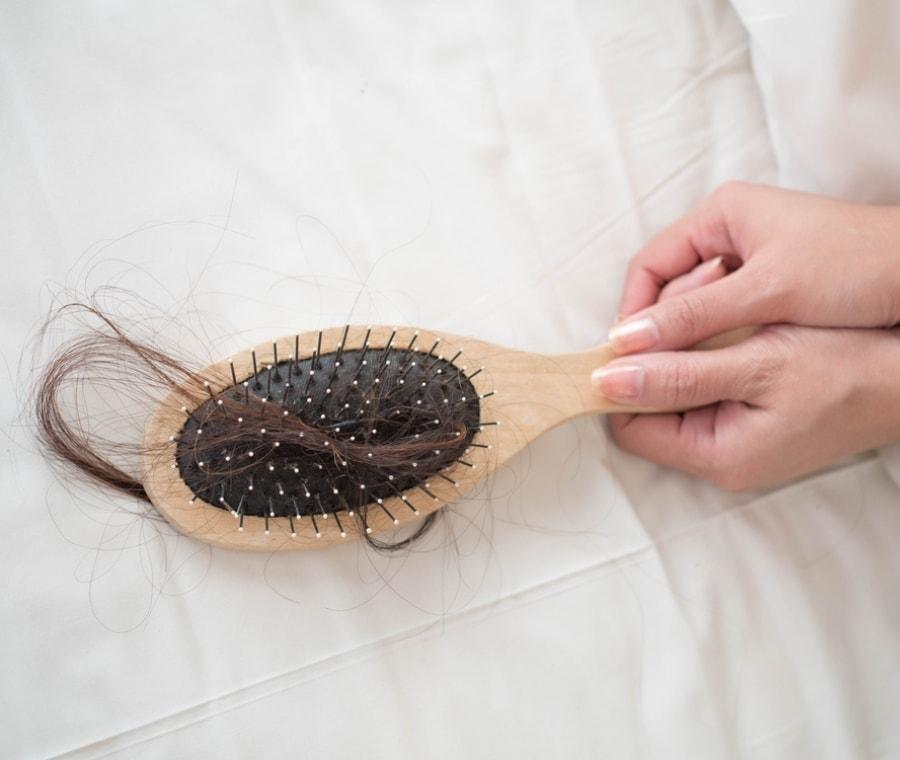 può troppi mercurio causare la caduta dei capelli