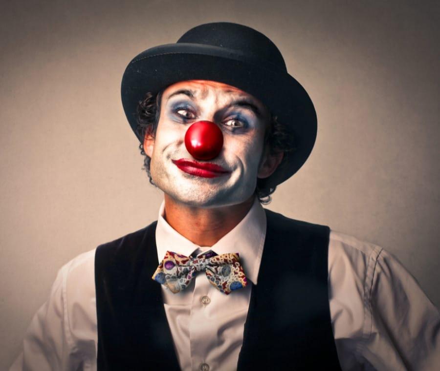 Coulrofobia - Paura dei Clown