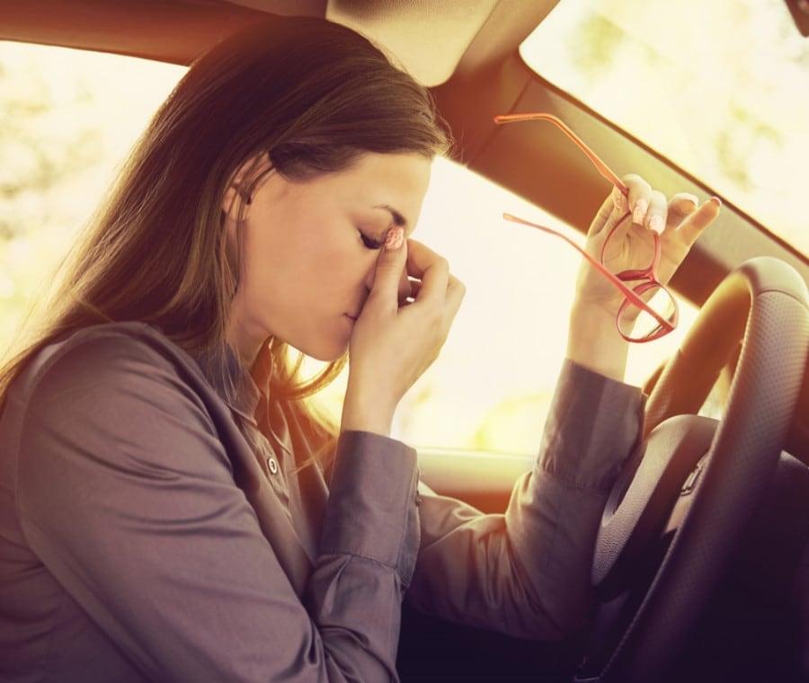 Colpo di Sonno alla Guida - Sonno e Sicurezza Stradale