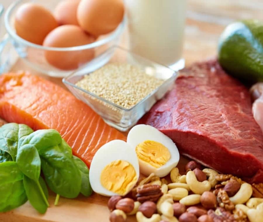 Assunzione di Proteine