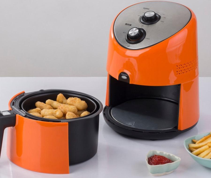 Friggitrici ad aria 2020: le migliori da provare per friggere senza olio
