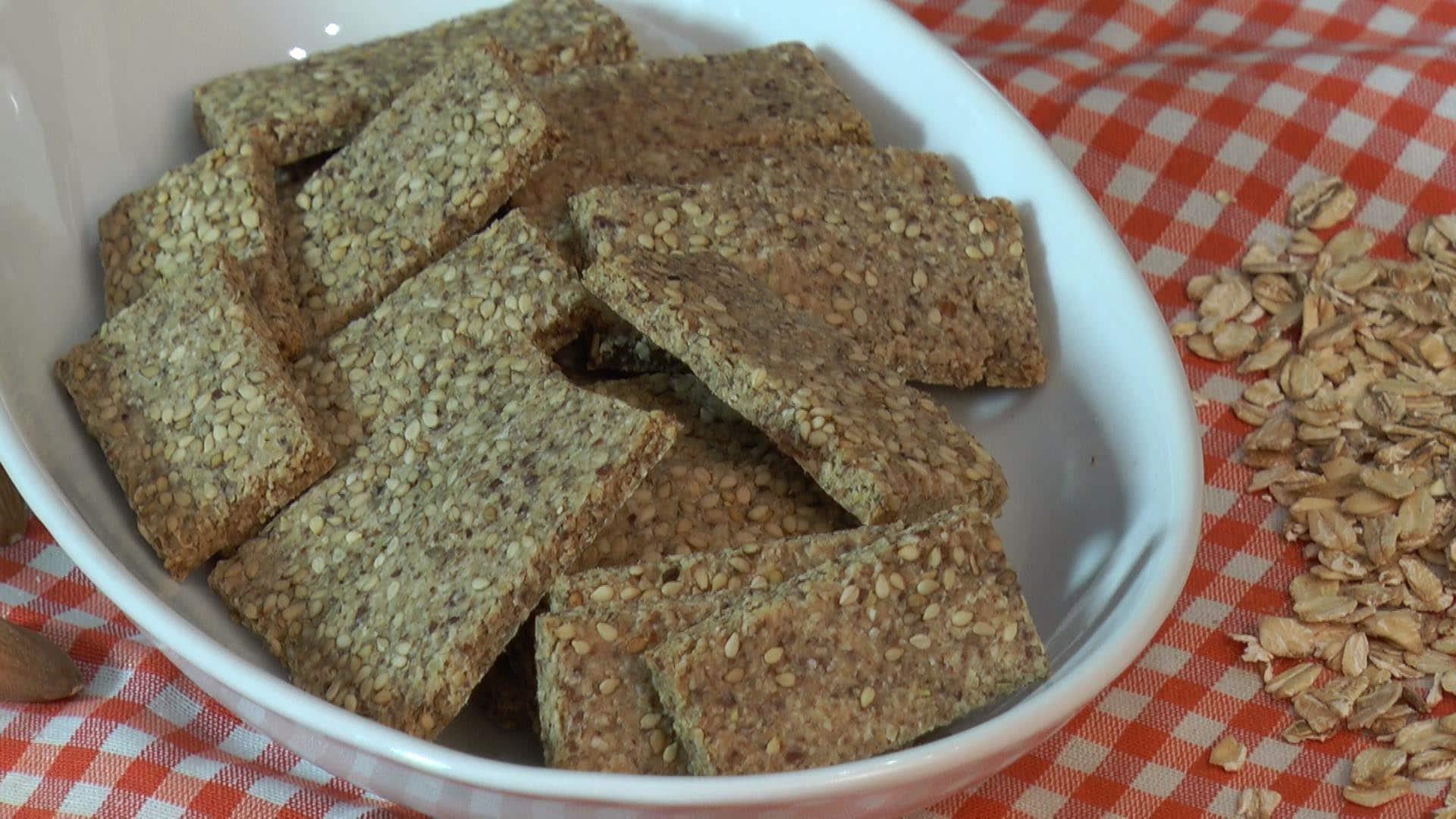 Foto Snack proteici fatti in casa