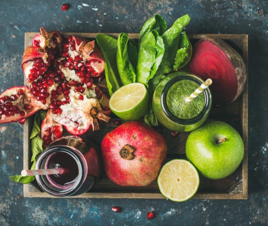 Dieta Detox - Disintossicante: Esempio
