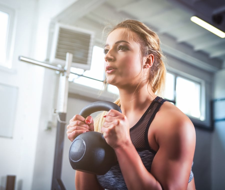 routine per bruciare grassi e costruire muscoli