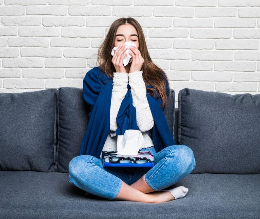 Sindromi Parainfluenzali - Parainfluenza