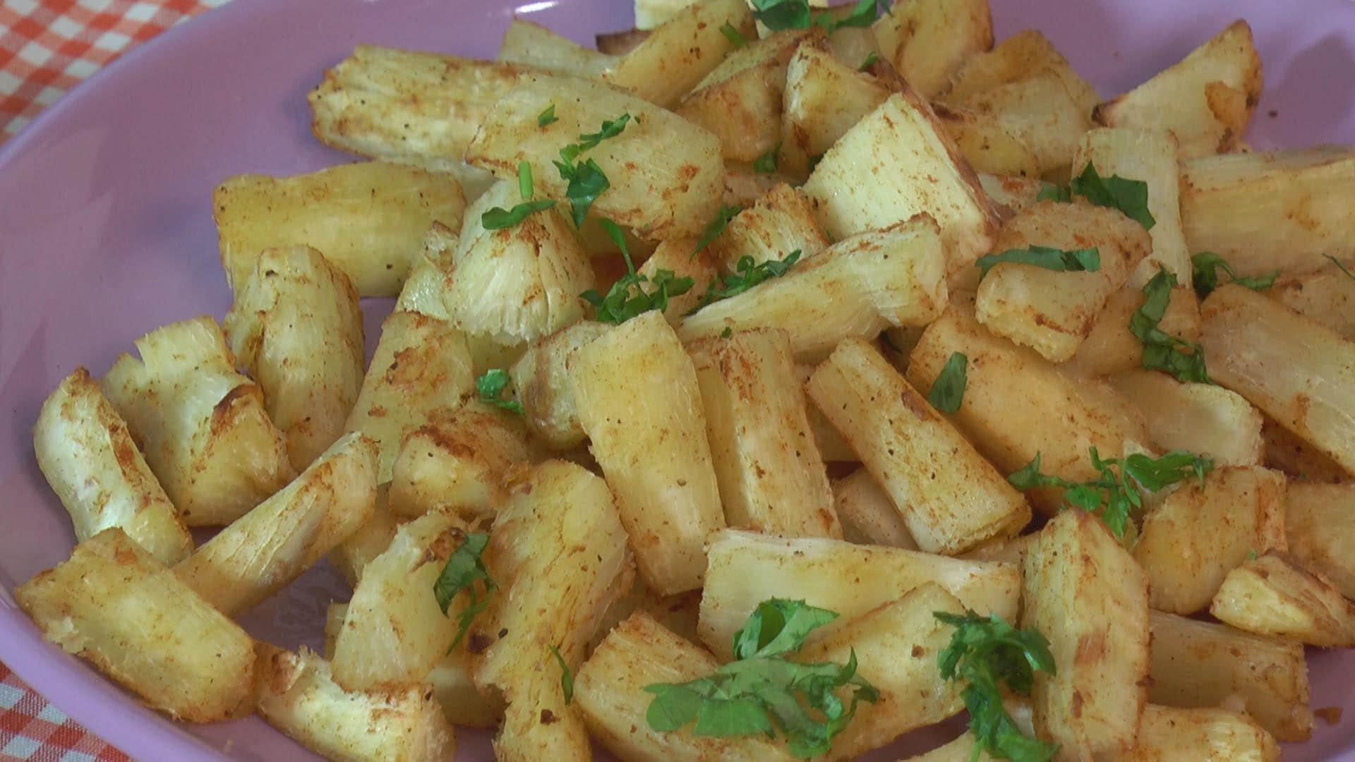 Foto Chips di manioca