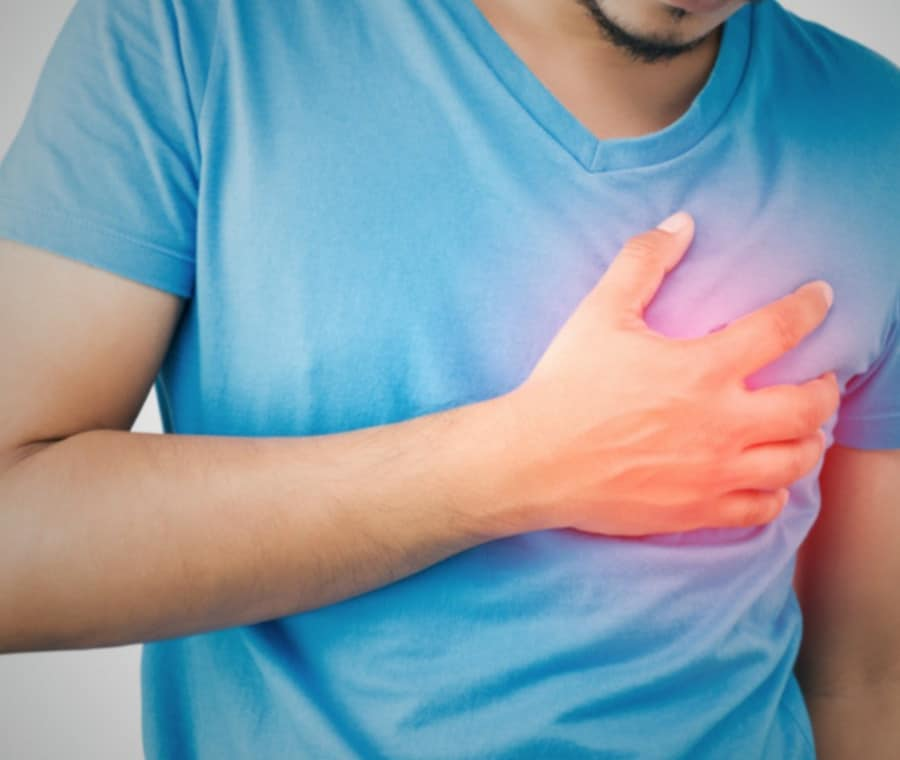 Angina Pectoris: cos'è, sintomi e cause