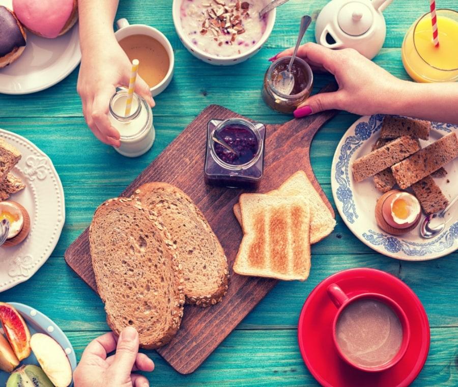 la migliore colazione per la dieta