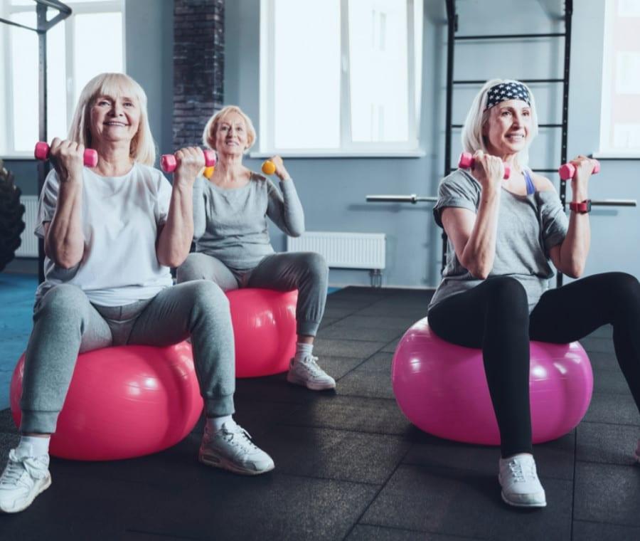 Fitness per Anziani