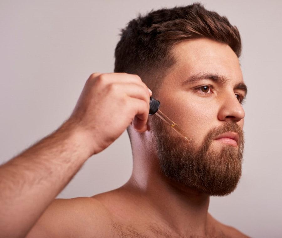 Minoxidil per l'Alopecia della Barba