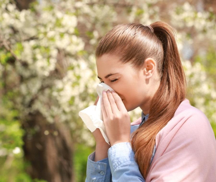 Allergia ai Pollini - Sintomi