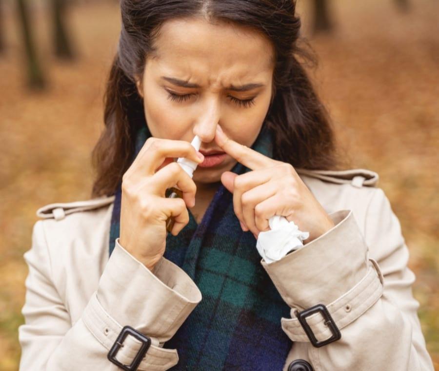 Farmaci Decongestionanti Nasali: Quali Sono e Come Agiscono
