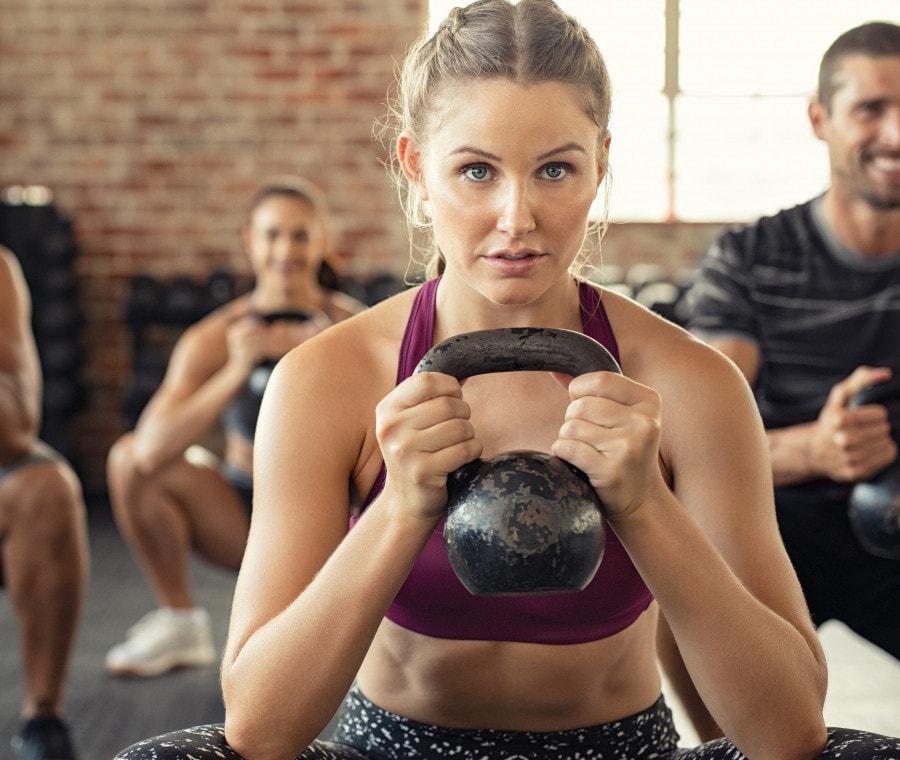 Kettlebell: quale comprare e il peso da scegliere per allenarsi a casa