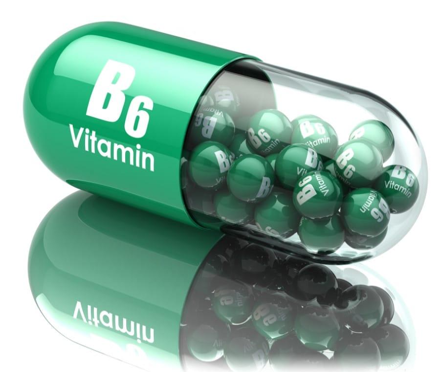 Vitamina B6 (piridossina, piridossale, piridossamina)