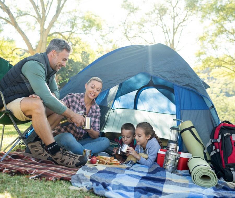 Attrezzatura da Campeggio: Cosa Portare?