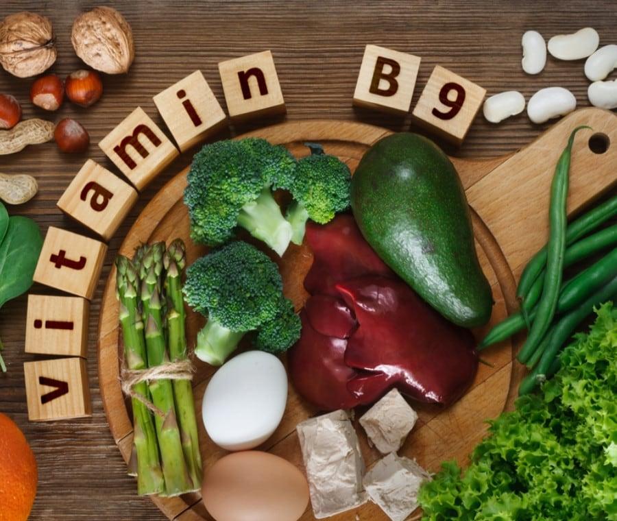 Folati - Vitamina B9