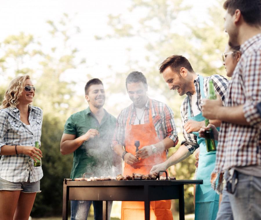Barbecue da Campeggio: 10 Migliori Modelli per cucinare all'aperto