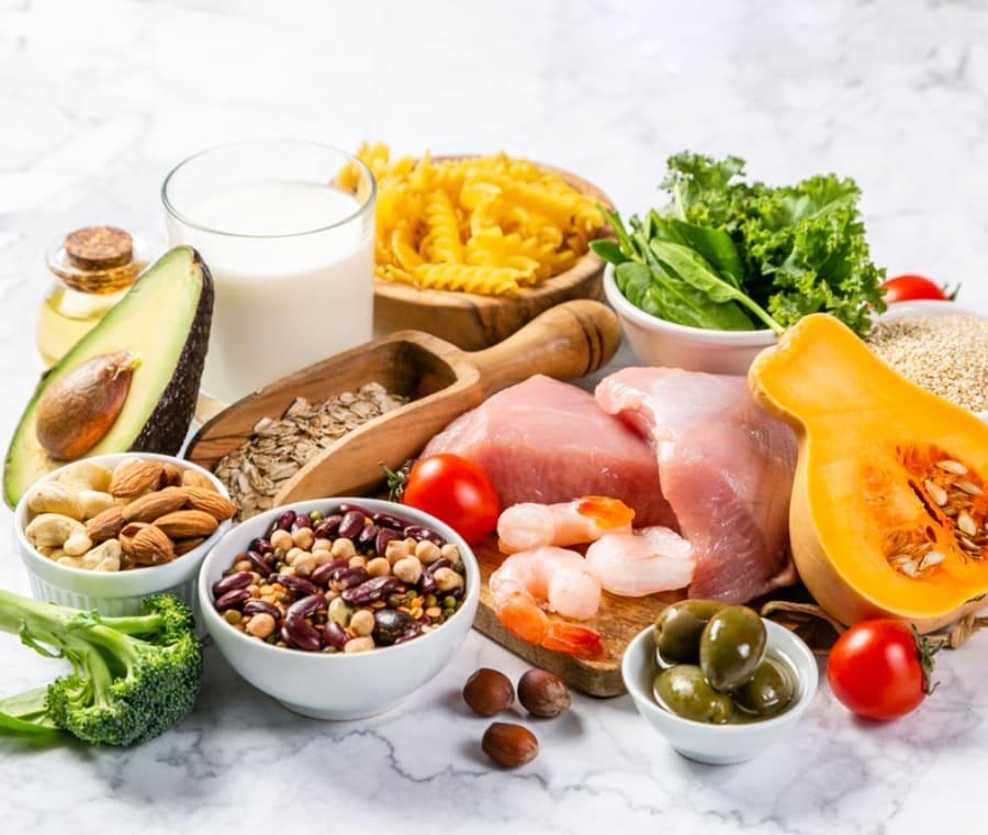 c dieta mediterranea)