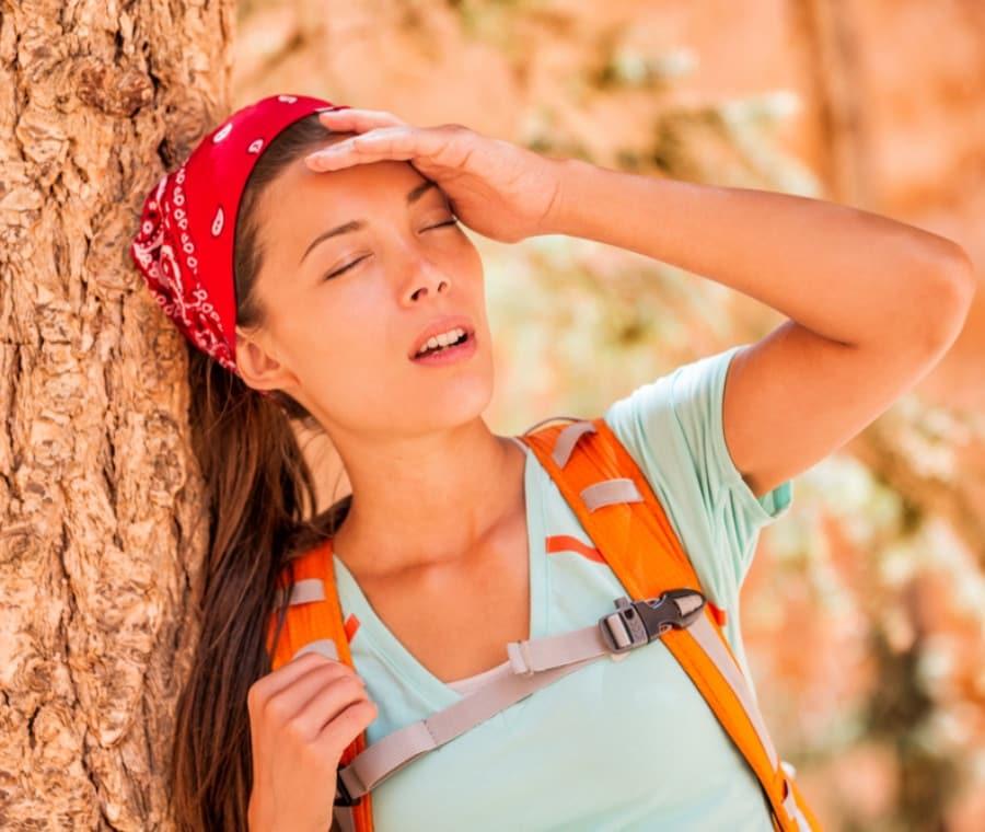 Colpo di Calore: Come si Riconosce e Cosa Fare