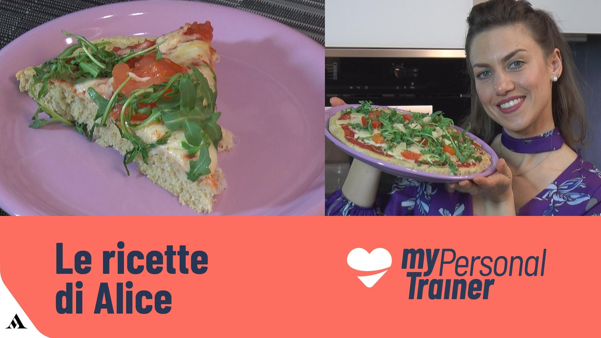 Foto Pizza Proteica  - Senza Lievitazione