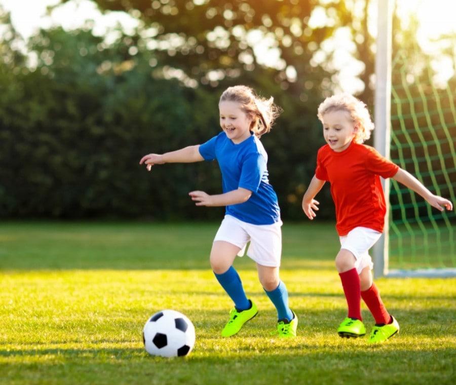 Gioco del Calcio nei Bambini: Obbiettivi