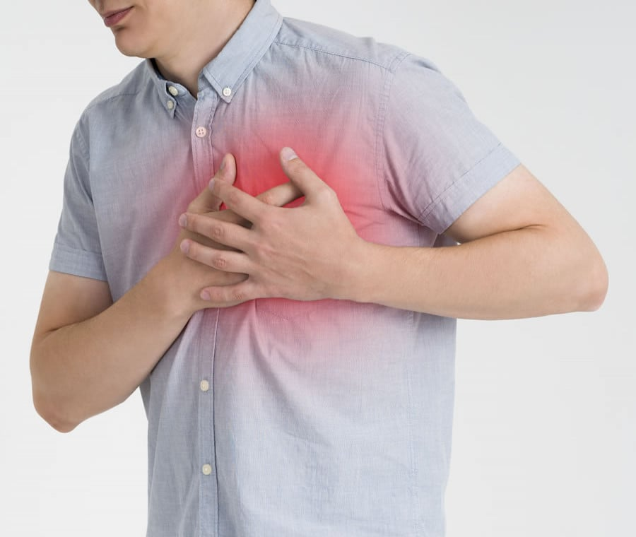 Dolore al Petto: Cause e Quando Preoccuparsi