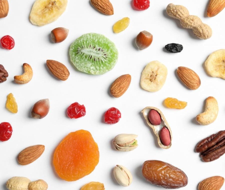 Frutta Secca non Oleosa (Frutta Disidratata)