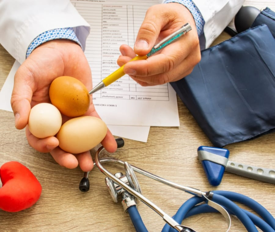Le Uova Fanno Male al Fegato?