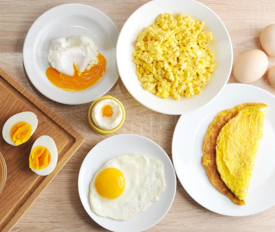 Quante e quali Uova Mangiare?
